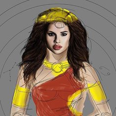 """""""Can't keep my hands to myself. No matter how hard i'm trying to."""" 🎶✨👑🎨  .  Double tap if you like this queen Selena Gomez so far.    #Regram via @kenallouis"""
