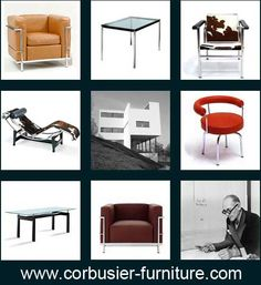 The Easy Chair LC1 is one of the most famous design furniture designs by Le Corbusier. Other Bauhaus furniture or design classics are the armchair LC2, the armchair LC3, the revolving stool LC8, the revolving chair LC7, the lounge seating LC4, the table LC10, the dining table LC6 and the sofa LC2, LC3.