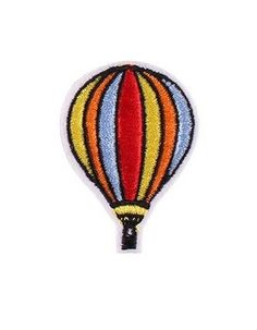 Strykemerke - Luftballong -