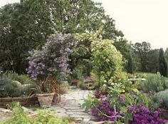 Tuscan Garden Design