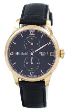 e994ebebeb0 Tissot Le Locle Automatic Regulateur T006.428.36.058.02 T0064283605802  Gents  Watch