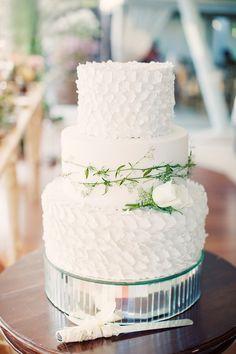 Photography: Erika Gerdemark   www.gerdemark.com/ Wedding Cake: Creme de la creme   http://www.bridestory.com/creme-de-la-creme-bali Wedding Venue:  Tirtha Luhur   tirthabridal.com/   View more: http://stylemepretty.com/vault/gallery/29322