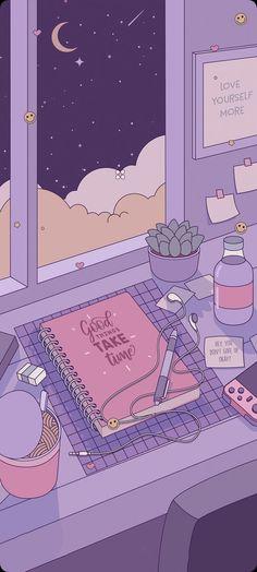 Whats Wallpaper, Purple Wallpaper Iphone, Cute Pastel Wallpaper, Soft Wallpaper, Cute Patterns Wallpaper, Aesthetic Pastel Wallpaper, Cute Anime Wallpaper, Galaxy Wallpaper, Pink Aesthetic
