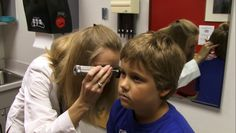 Video telling why check-ups and other healthy habits are crucial for kids back-to-school routine