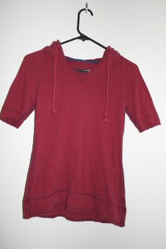 Gap (RED) Hooded Tee  - $12