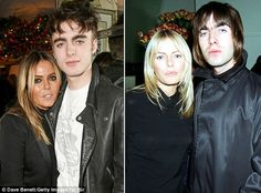 Definitely maybe: Everyone did a double take recently when Patsy Kensit appeared with her son Lennon, 17 ¿ looking the image of his Oasis star dad Liam Gallagher Lennon Gallagher, Liam Gallagher Oasis, Oasis Band, Definitely Maybe, Live Rock, Britpop, Wonderwall, Double Take, Mick Jagger