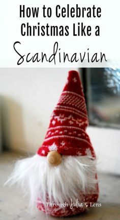 I love Scandinavian traditions (and food!), so I put together a Scandinavian Christmas guide so you can celebrate Christmas like a Scandinavian, too! Norway Christmas, Danish Christmas, Christmas Travel, Prim Christmas, Modern Christmas, Holiday Travel, Christmas Holidays, Christmas Crafts, Christmas Candles