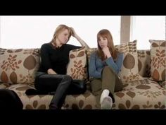 Lucy and Renee - Coffee Talk 6 (4/5)  © Creation Entertainment