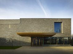 Colyer-Fergusson Building, University of Kent, Canterbury by Tim Ronalds Architects University Of Kent, Architects Journal, New Architecture, Canterbury, Concert Hall, I School, Awards, Wood, Outdoor Decor
