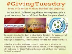#GivingTuesday: Score With Soccer