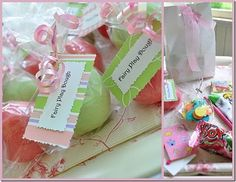 Fun gift idea for fairy party