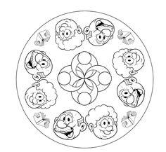 * Mandala: Opa & Oma! Grandparents Day, I School, A Blessing, Kids Playing, Doodles, Art, Mandalas, Drawing Drawing, Kunst