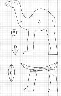Коза-Дереза, Adorable GOAT Stuffed Animal Pattern, How to
