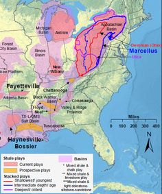 The Marcellus and Utica Shales are, together, transforming energy abundance into economic prosperity for a Northeast region very much needing it.  http://naturalgasnow.org/marcellus-utica-shales-energy-game-changers/#more-6317