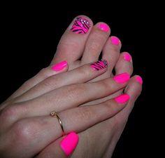 Pink zebra<3