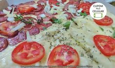 Groupon - Cozzumel Caldos Petiscos e Pizzas – St. Marechal Rondon: rodízio de pizza com refrigerante à vontade para 2 ou 4 pessoas em Goiânia. Preço da oferta Groupon: R$29,90