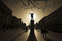 """The Sun God """"Jim Larkin"""" (Dublin, Ireland)"""