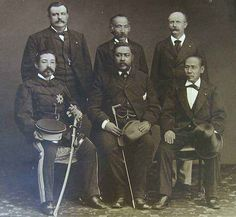 King of Hawaii in 1877 | 1881 : The king of Hawaii, King Kalakaua, becomes the first foreign ...