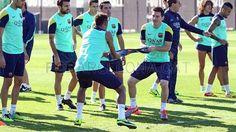FC BARCELONA Real Madrid, Fc Barcelona, Running, Training, Sports, Racing, Jogging, Lob