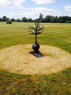 Form at Ballymaloe Garden Sculpture, Outdoor Decor, Summer, Home Decor, Summer Time, Decoration Home, Room Decor, Home Interior Design, Home Decoration