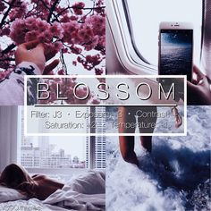 BLOSSOM #vtpaid - This is a really pretty pink tinted filter. Looks good on bright photos with lighter colours like pink, blue, white, etc. Don't think it works on selfies? As it might make you look pink but definitely worth trying! - - #Vsco #vscofilter #vscofilters #vscocam #vscocamfilters #themes #feed #theming #photography #filter #filters