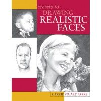 Secrets to Drawing Realistic Faces eBook | How to Draw Faces, Eyes, Hair, Lips, Noses, Teeth & Heads | NorthLightShop.com