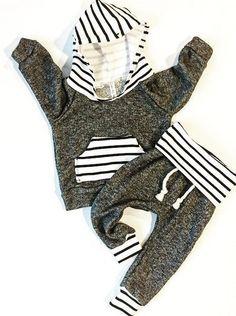 Baby clothes / cute baby clothes / baby boy clothes by BornApparel