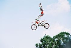 Freestyle Moto-X by ~robbdj