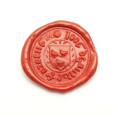 Medieval Seal with coat of arms
