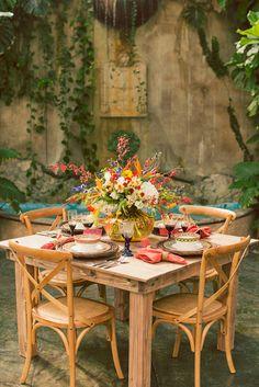 mesa decorada para eventos. bodas. bautizos. baby shower. comunión.