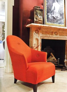 Donghia Ghost Chair