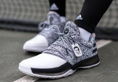 b91406496ea adidas Basketball Celebrates Arthur Ashe with Dame D Rose 7 Harden Vol.
