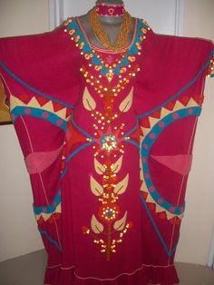 Manta Wayuu diseñada por Blanca Fernandez J.