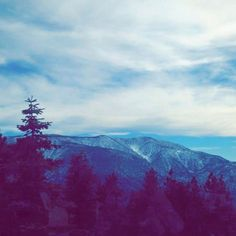 Big Bear Mountain, CA #California  |  www.mustlovesunshine.wordpress.com
