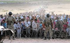 REFUGEE CRISIS IS 60 MILLION AND GROWING