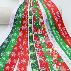 手工DIY发饰材料 儿童圣诞系列 雪人手套雪花圣诞树织带