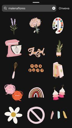 Instagram Emoji, Iphone Instagram, Foto Instagram, Instagram And Snapchat, Instagram Quotes, Creative Instagram Photo Ideas, Instagram Story Ideas, Instagram Editing Apps, Snapchat Stickers