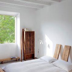 Une chambre mansardée authentique