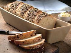 How to Use a Long Covered Baker via kingarthurflour