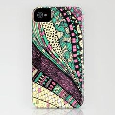 if i ever get an iphone- this! too tall iPhone Case by Mariana Beldi | Society6