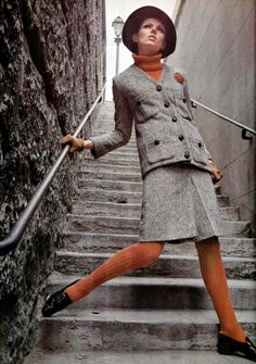 1967 L'officiel magazine - Nina Ricci