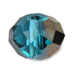 Rondelle en cristal chez Pearlyperles !