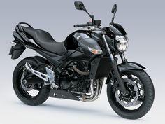 Suzuki GSR 600 @95hp
