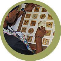 Tea Bag Art Helps Africans Make a Living