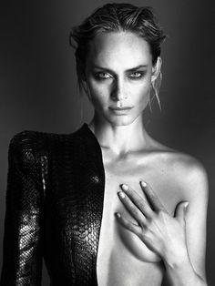 Amber Valetta by Mert & Marcus for Interview US September 2013 _