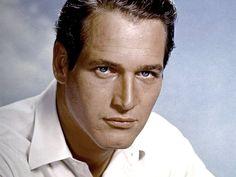 Paul Newman, ojos azul ártico