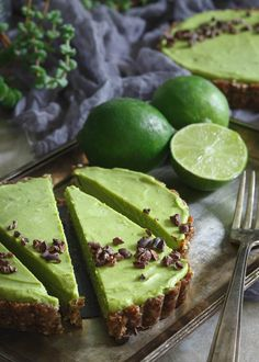 This No Bake Lime Av