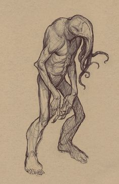 tentacledMonster by StilleNacht.deviantart.com on @deviantART