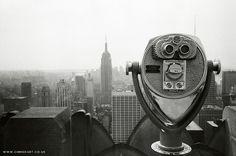New York City by Chris Dart, via Flickr