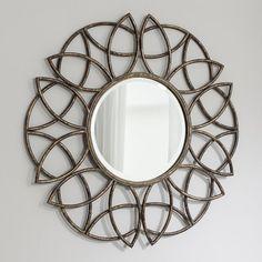 Lily Wall Mirror - Modish Living